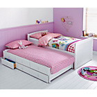 more details on Frankie Cabin and Trundle Bed Frame - White.