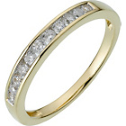 more details on 18ct Gold 0.25ct tw Diamond Eternity Ring.