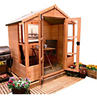 more details on BillyOh Tongue and Groove Wooden Summerhouse 4 x 6.
