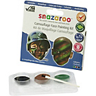more details on Snazaroo Camouflage Theme Face Paint Pack.