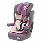 more details on Tiny Tatty Teddy Group 123 Highback Booster Car Seat - Pink.