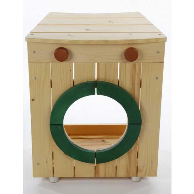 buy tidlo wooden outdoor toy washing machine at. Black Bedroom Furniture Sets. Home Design Ideas