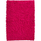 more details on ColourMatch Chenille Bath Mat - Funky Fuchsia.