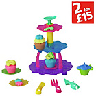 more details on Play-Doh Cupcake Tower Playset