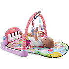 more details on Fisher-Price Kick 'n' Play Piano Gym - Pink.