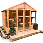 more details on BillyOh Tongue and Groove Wooden Summerhouse 6 x 8.