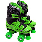 more details on Elektra Quad Boot Skates - Green.