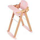 more details on Tidlo Wooden Folding Doll High Chair.