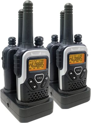 Binatone Action 1100 2-Way Radio - Quad
