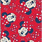 more details on Disney Minnie Mouse Red Bow Wallpaper - Multicoloured.