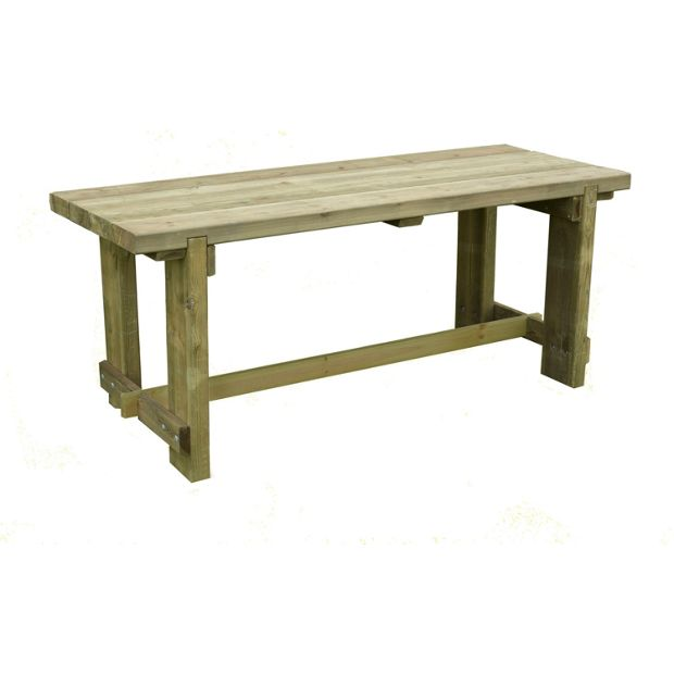 Buy Forest Refectory Table At Your Online Shop For Garden Tables Garden