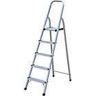 more details on Builder's Brand Step Ladder - 5 Tread.