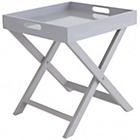 more details on Habitat Oken Folding Side Table - Grey.
