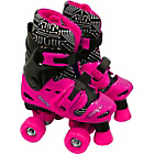 more details on Elektra Quad Boot Skates - Pink.