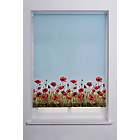 more details on 4ft Poppy Meadow Roller Blind - Multicoloured.