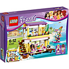 more details on LEGO® Friends Stephanie's Beach House Playset 41037.