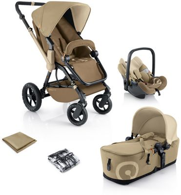 Concord Wanderer Mobility Set - Beige