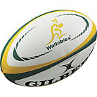 more details on Gilbert Australia International Replica Rugby Ball - Size 5.