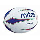 more details on Mitre Max 460 Rugby Ball - Size 5.