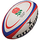 more details on Gilbert England International Replica Rugby Ball - Size 4.