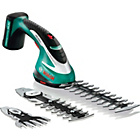 more details on Bosch ASB 10.8V LI Cordless Shrub Shearer Set - 10.8V.