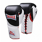 more details on Lonsdale Ultimate Pro Fight Training Glove - Lace Up - 16oz.