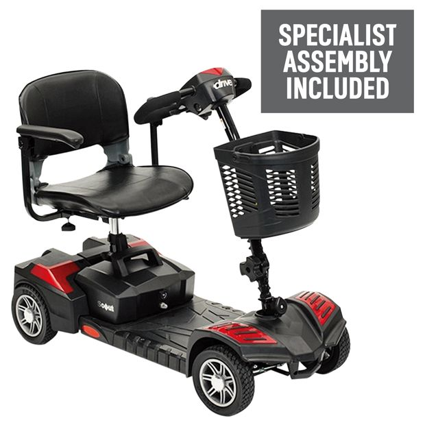 Buy Scout Mobility Scooter - Class 2 at Argos.co.uk - Your ...