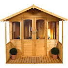 more details on Forest Hollington Wooden Summerhouse.