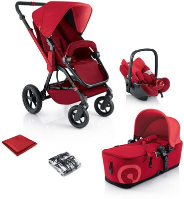 Concord Wanderer Mobility Set - Red