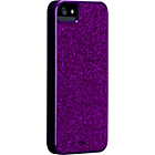 more details on Case-Mate Glam Case for Apple iPhone 5 - Purple.