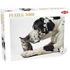 more details on Tactic Animal Friends Jigsaw Puzzle - 1000 Pieces