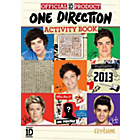 more details on One Direction Tour Activity Book.