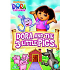 more details on Dora the Explorer - Dora and the Three Little Pigs DVD.