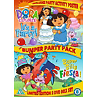 more details on Dora the Explorer - Bumper Party Pack DVD.