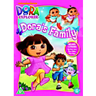 more details on Dora the Explorer - Dora's Family Collection DVD.