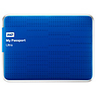 more details on WD My Passport Ultra 2TB Portable Hard Drive - Blue.
