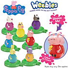 more details on Peppa Pig Weebles Wobbily Figure and Connectable Base.