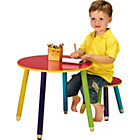 more details on Pencil Kids Table and Stool.