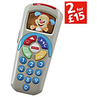more details on Fisher-Price Laugh & Learn Puppy's Remote.
