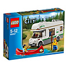 more details on LEGO® CITY Camper Van - 60057.