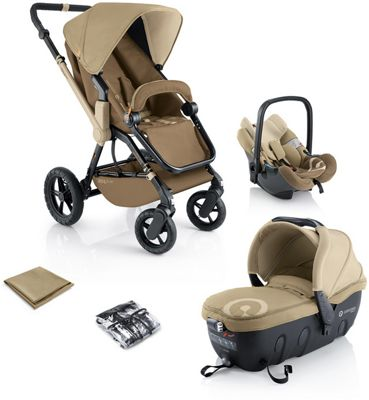 Concord Wanderer Travel Set - Beige