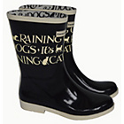 more details on Emma Bridgewater Women's Short Toast Wellies.