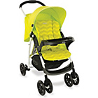 more details on Graco Mirage Pushchair - Lime Zig Zag.