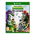 more details on Plants vs Zombies Garden Warfare Xbox One Game.