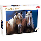 more details on Tactic Two Horses Jigsaw Puzzle - 1000 Pieces.