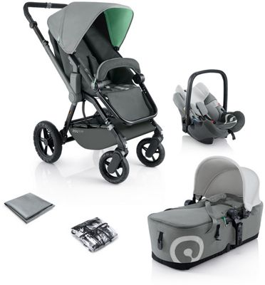 Concord Wanderer Mobility Set - Grey