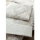 more details on Catherine Lansfield Versaille Cotton Bedspread - Kingsize.