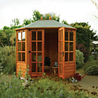 more details on Ryton Wooden Octagonal Summerhouse 8 x 6ft.