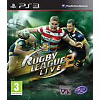more details on Rugby League Live 2 - PS3 Game.