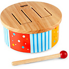 more details on Tidlo Wooden Rainbow Drum.